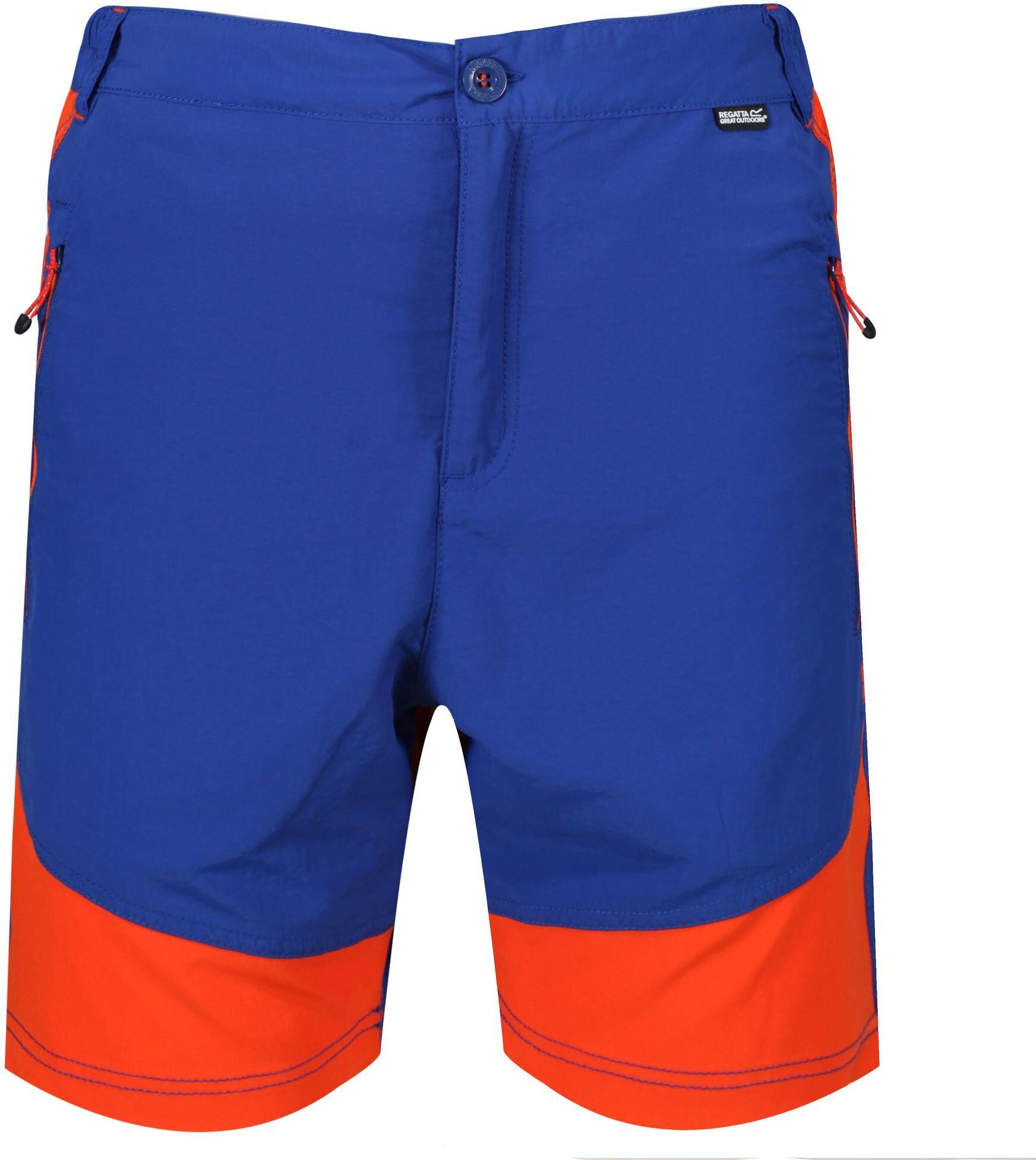 Korte Broek Heren Blauw.Regatta Sungari Korte Broek Heren Oranje Blauw L Online Outdoor Shop
